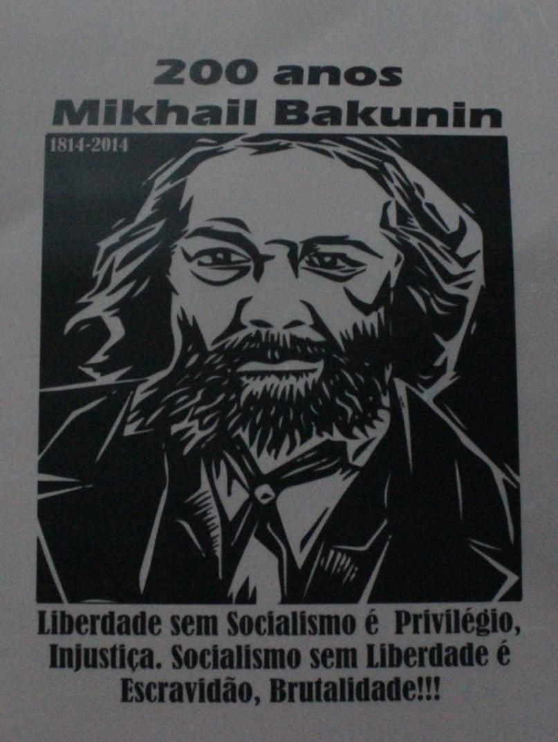 200 anos Mikhail Bakunin