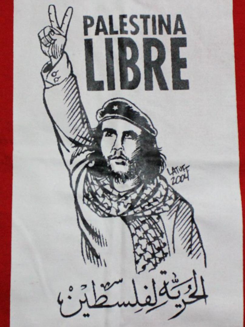 Palestina Libre Latuff