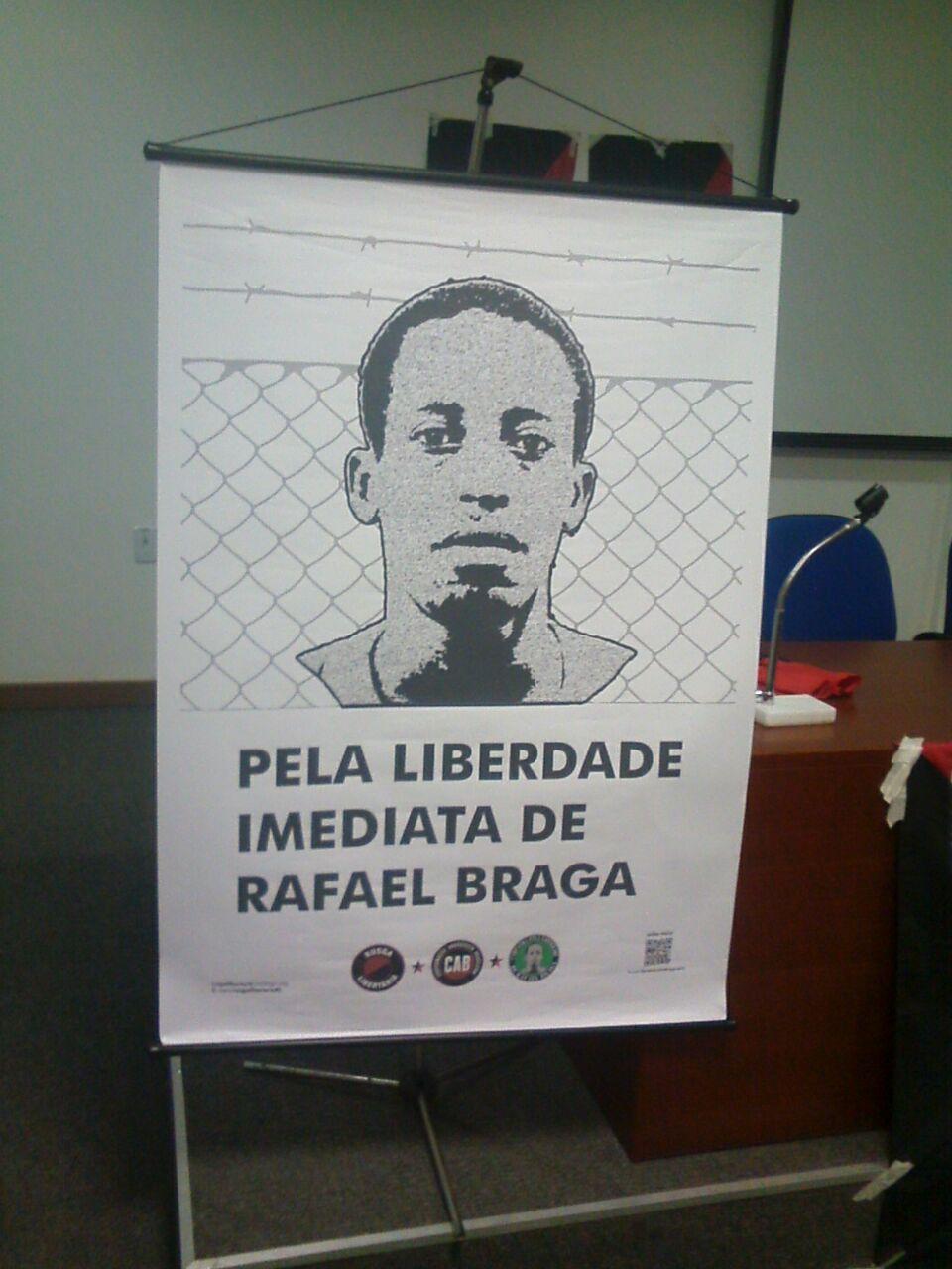Liberdade Imediata de Rafael Braga